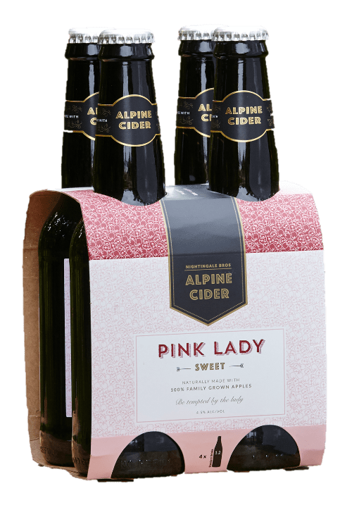 Alpine Cider Pink Lady Sweet
